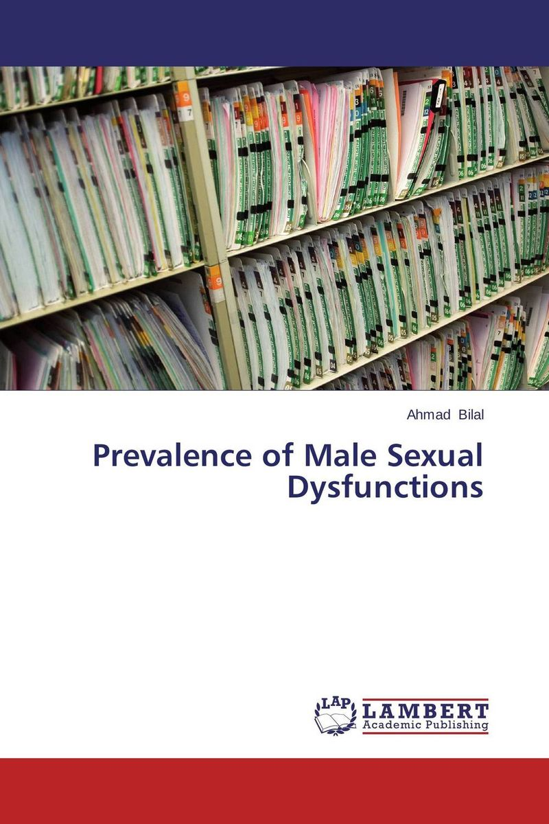 Prevalence of Male Sexual Dysfunctions statistical suit of prevalence of colorectal cancer in pakistan
