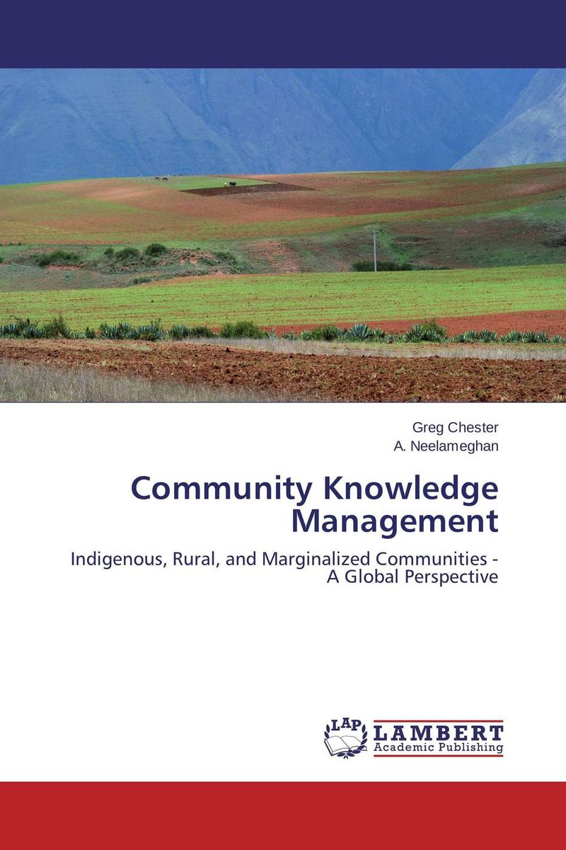 Community Knowledge Management knowledge management – classic