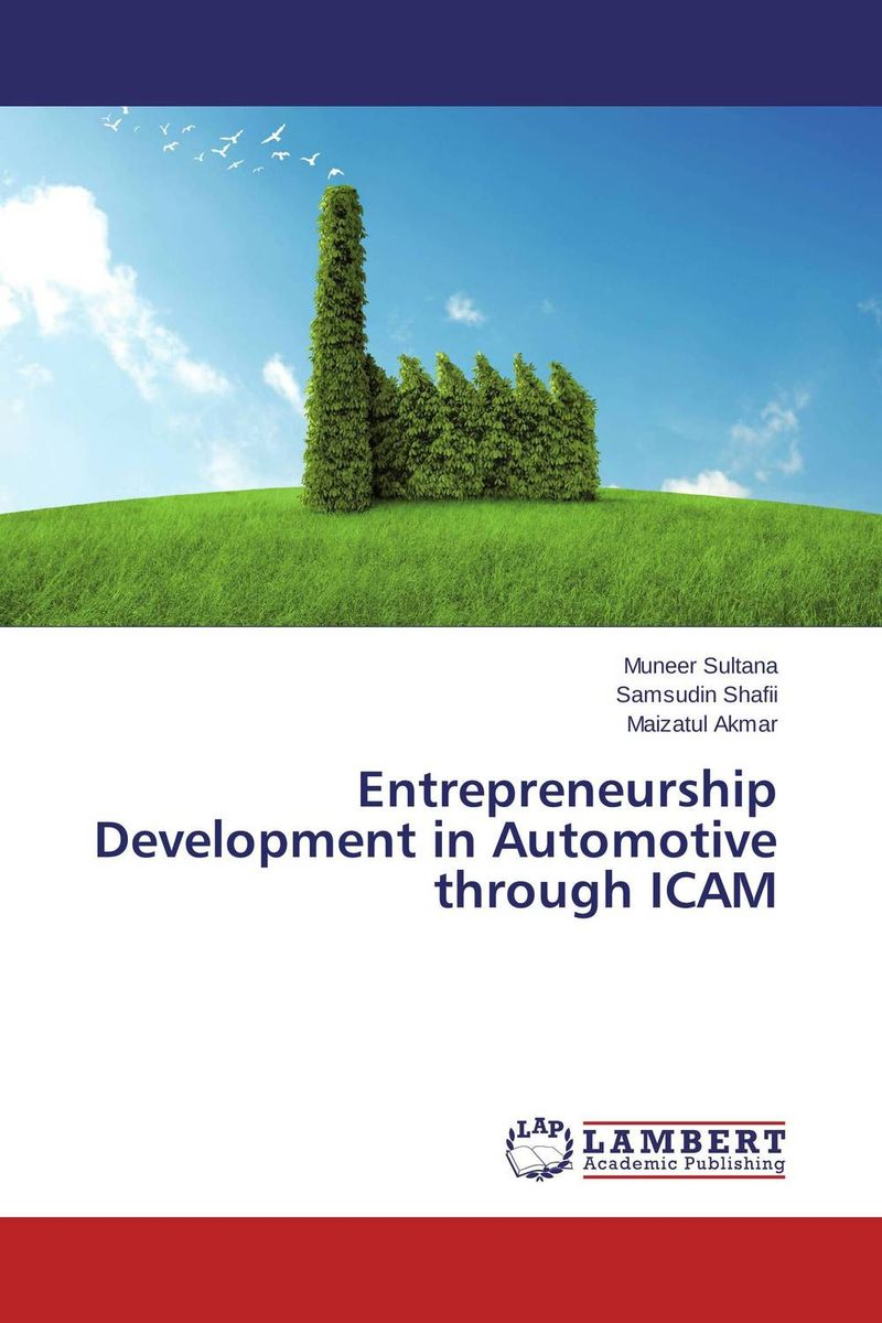 Entrepreneurship Development in Automotive through ICAM n giusti diffuse entrepreneurship and the very heart of made in italy for fashion and luxury goods