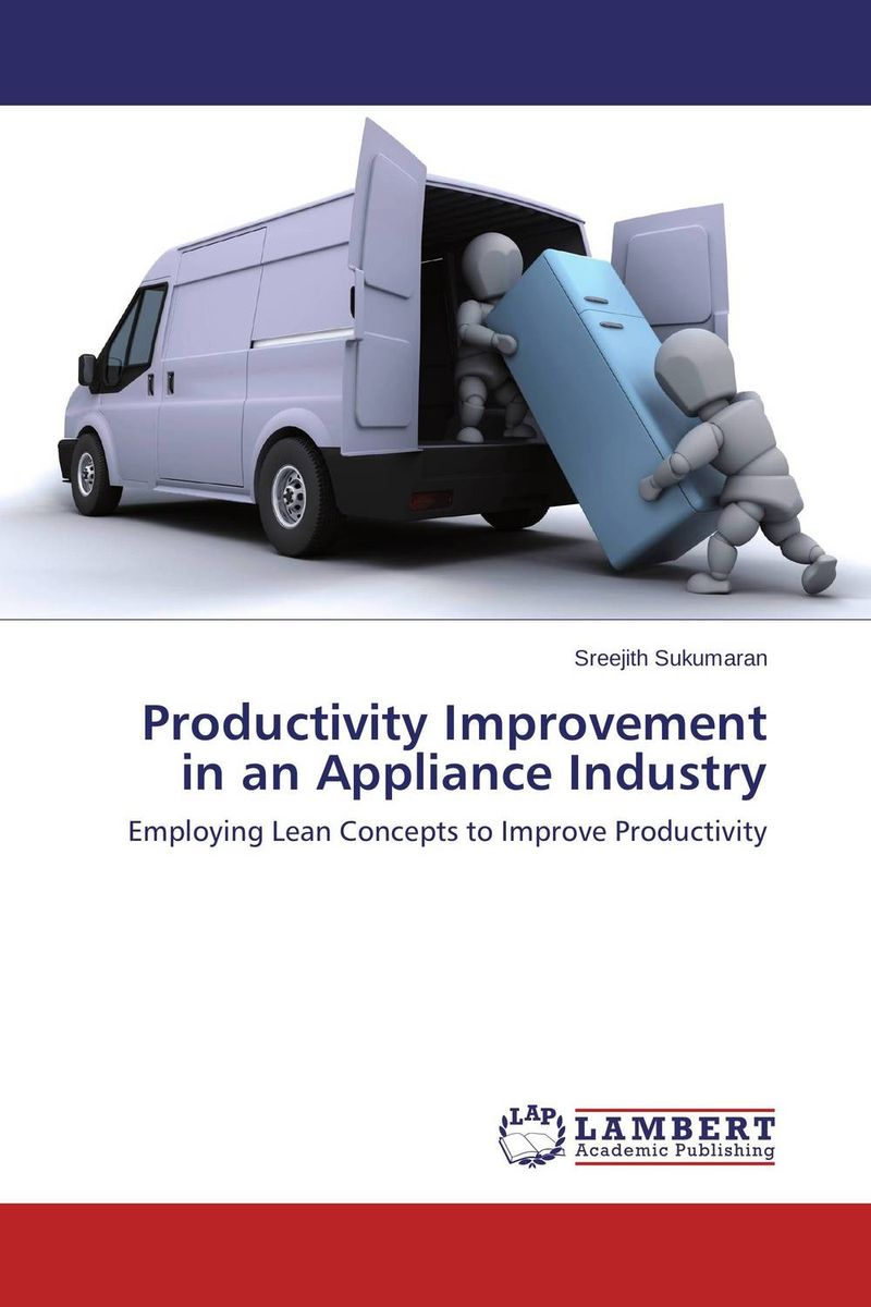 Productivity Improvement in an Appliance Industry amare matebu daniel kitaw and carlo rafele productivity improvement in ethiopian manufacturing firms