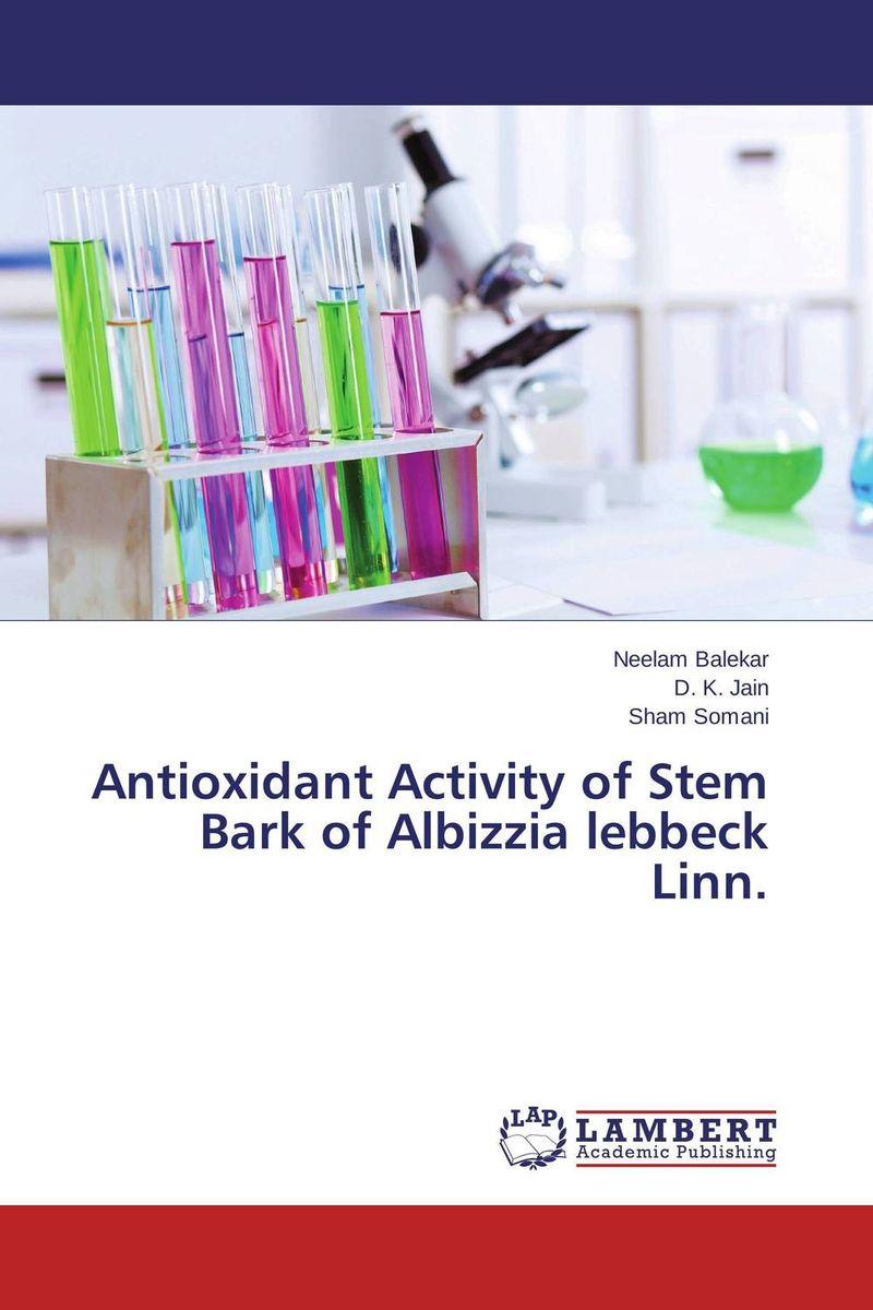 Antioxidant Activity of Stem Bark of Albizzia lebbeck Linn.
