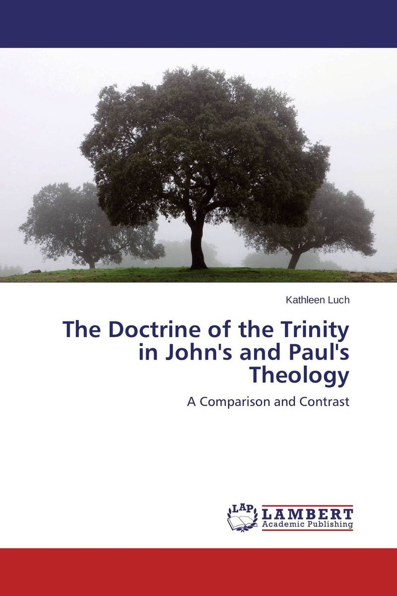 The Doctrine of the Trinity in John's and Paul's Theology day of the holy trinity