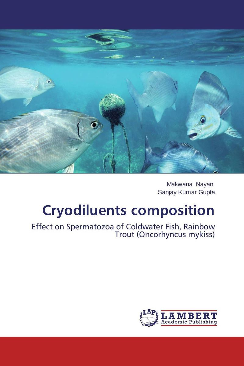 Cryodiluents composition