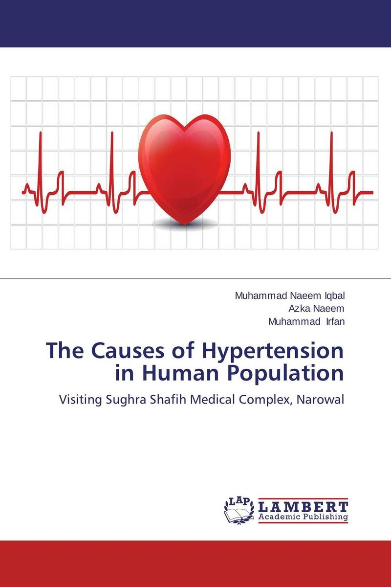 The Causes of Hypertension in Human Population trace elements status in hypertension patients