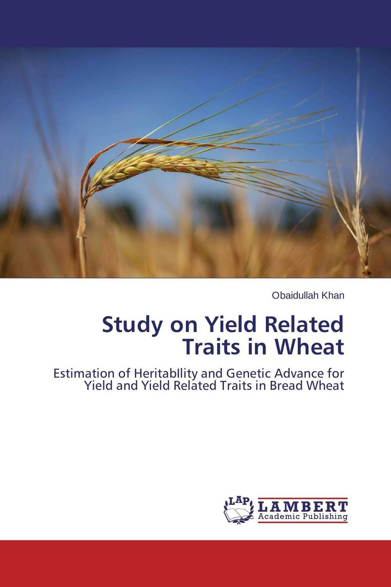 Study on Yield Related Traits in Wheat mf2300 f2
