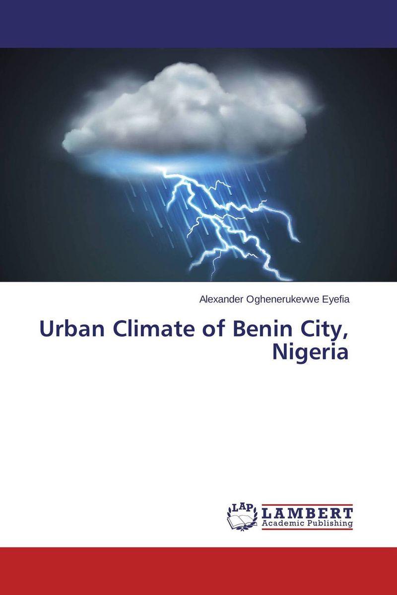 Urban Climate of Benin City, Nigeria social adjustment of senior citizens in urban and rural areas
