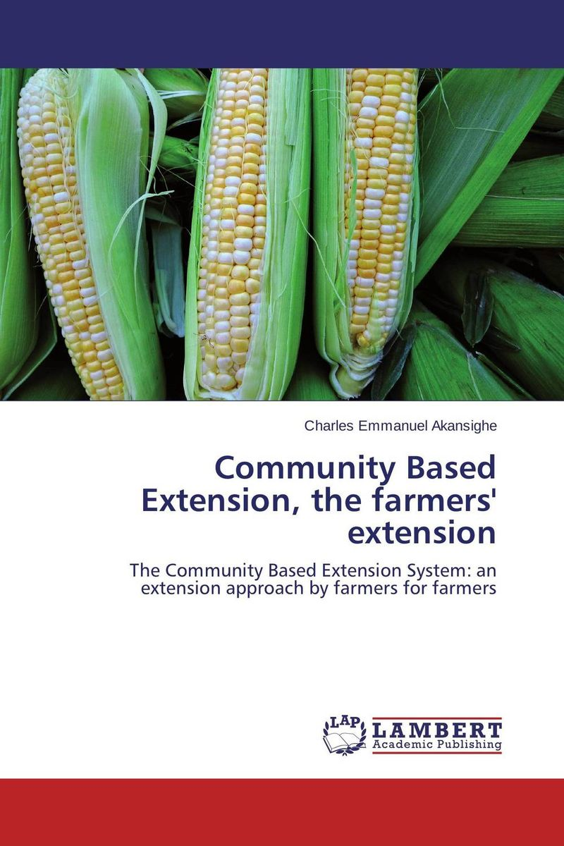 Community Based Extension, the farmers' extension v n chavda m n popat and p j rathod farmers' perception about usefulness of agriculture extension system
