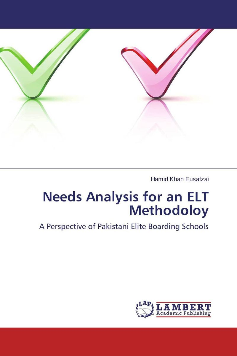 Needs Analysis for an ELT Methodoloy elt and development of communicative abilities of university students