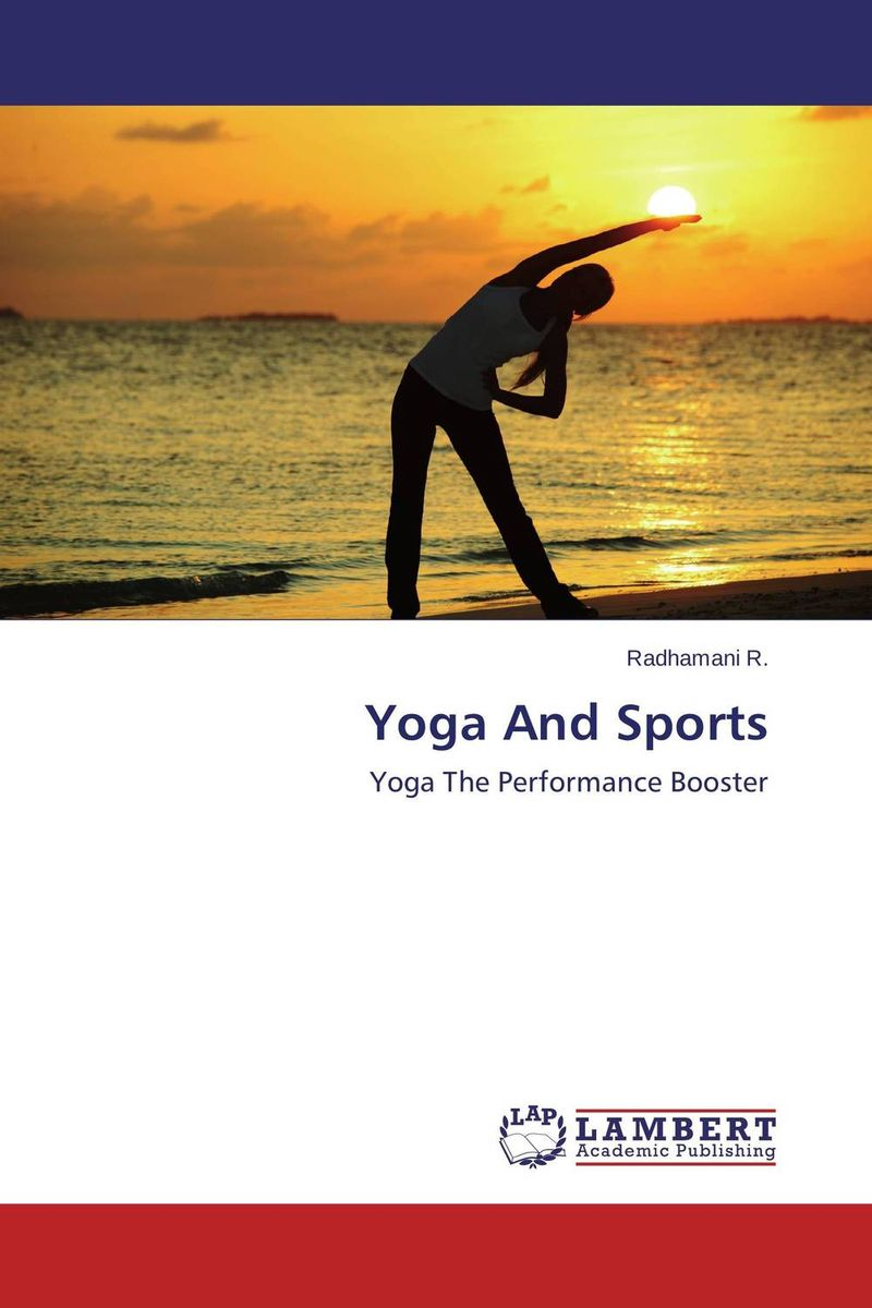 Yoga And Sports dancer in the world of yoga