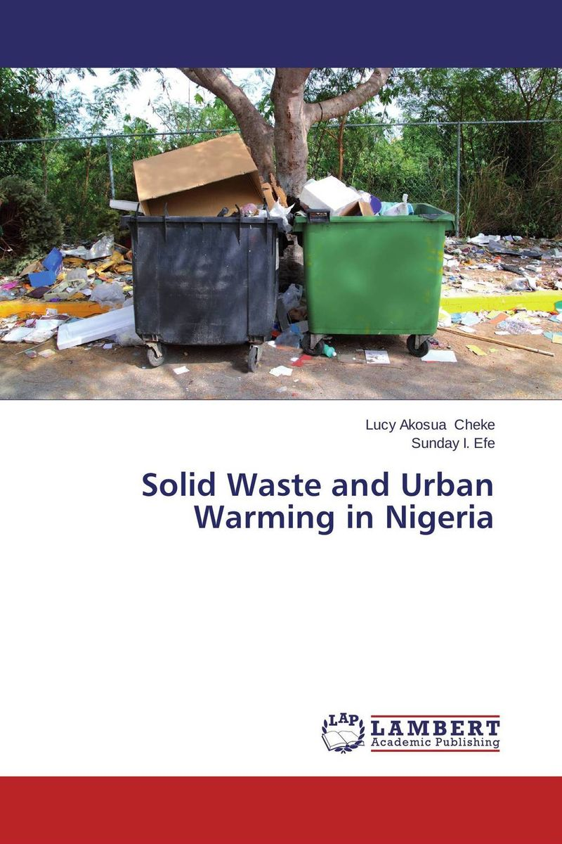 Solid Waste and Urban Warming in Nigeria dereje azemraw senshaw potential greenhouse gas emission reduction from municipal solid waste