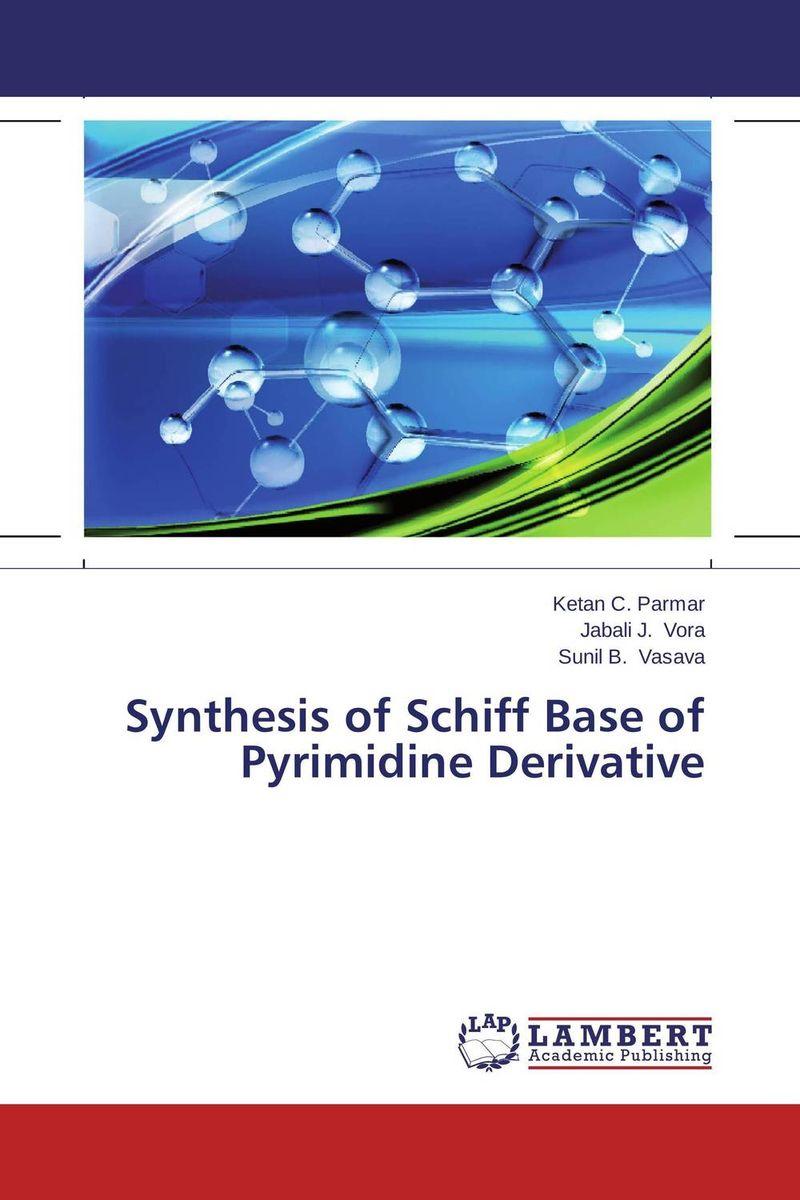 купить Synthesis of Schiff Base of Pyrimidine Derivative недорого