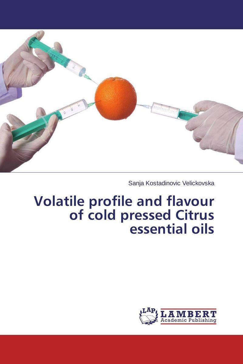 Volatile profile and flavour of cold pressed Citrus essential oils