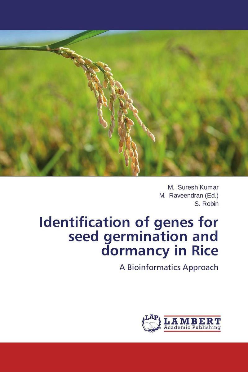 Identification of genes for seed germination and dormancy in Rice seed dormancy and germination