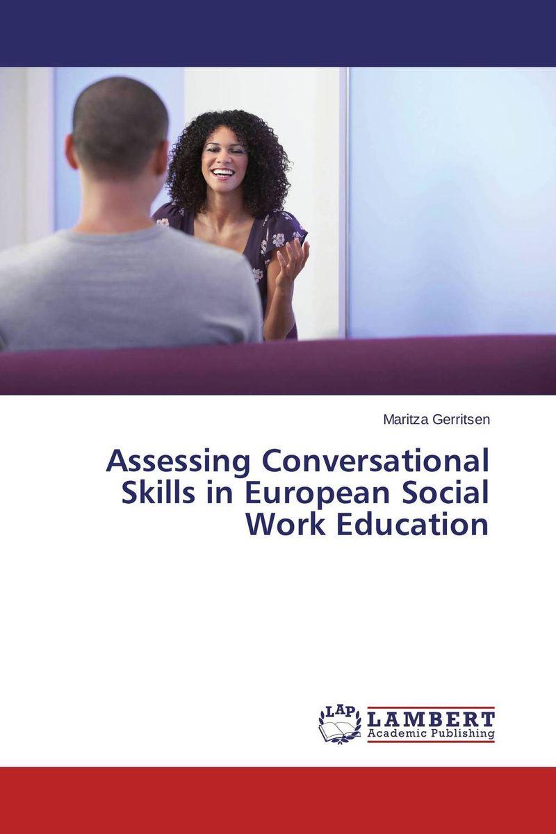 Assessing Conversational Skills in European Social Work Education peace education at the national university of rwanda