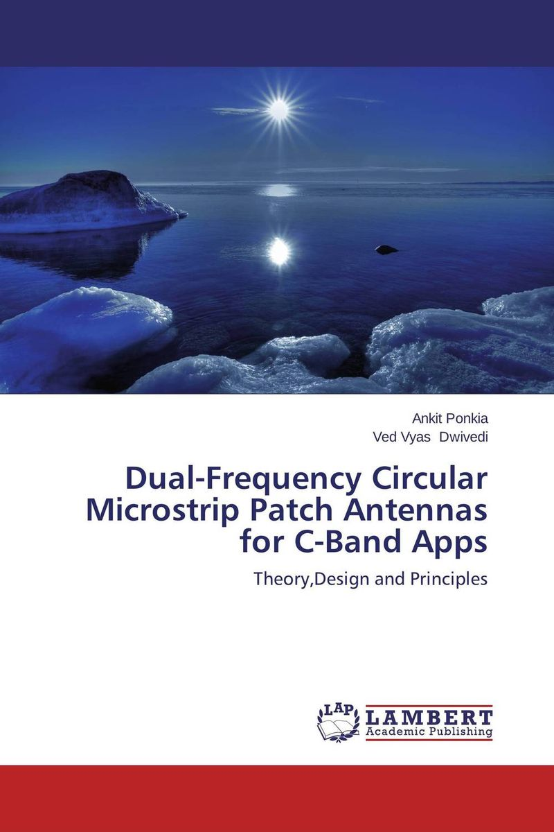 Dual-Frequency Circular Microstrip Patch Antennas for C-Band Apps rd cook cook concepts and applications of finite element analysis 2ed