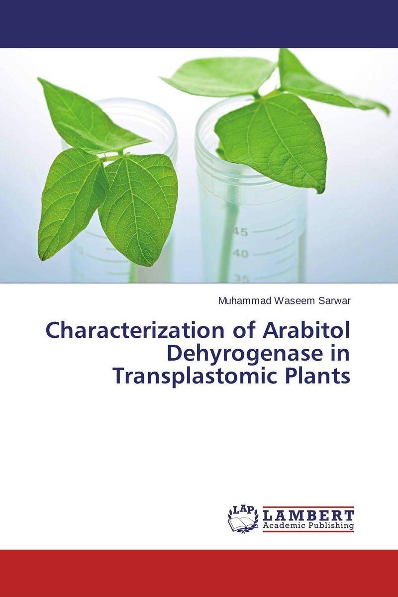 Characterization of Arabitol Dehyrogenase in Transplastomic Plants found in brooklyn