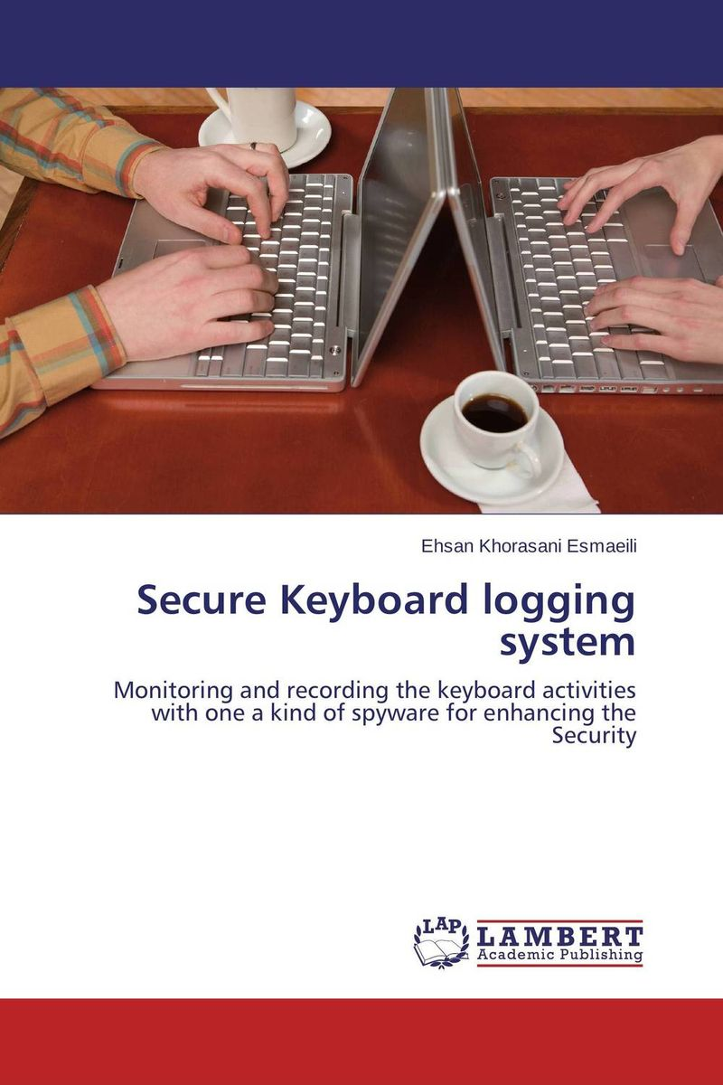 Secure Keyboard logging system easy and secure real time file sharing system