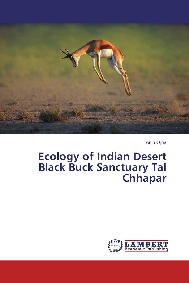 Ecology of Indian Desert Black Buck Sanctuary Tal Chhapar prabal barua ecology biodiversity and pollution of indian sundarbans