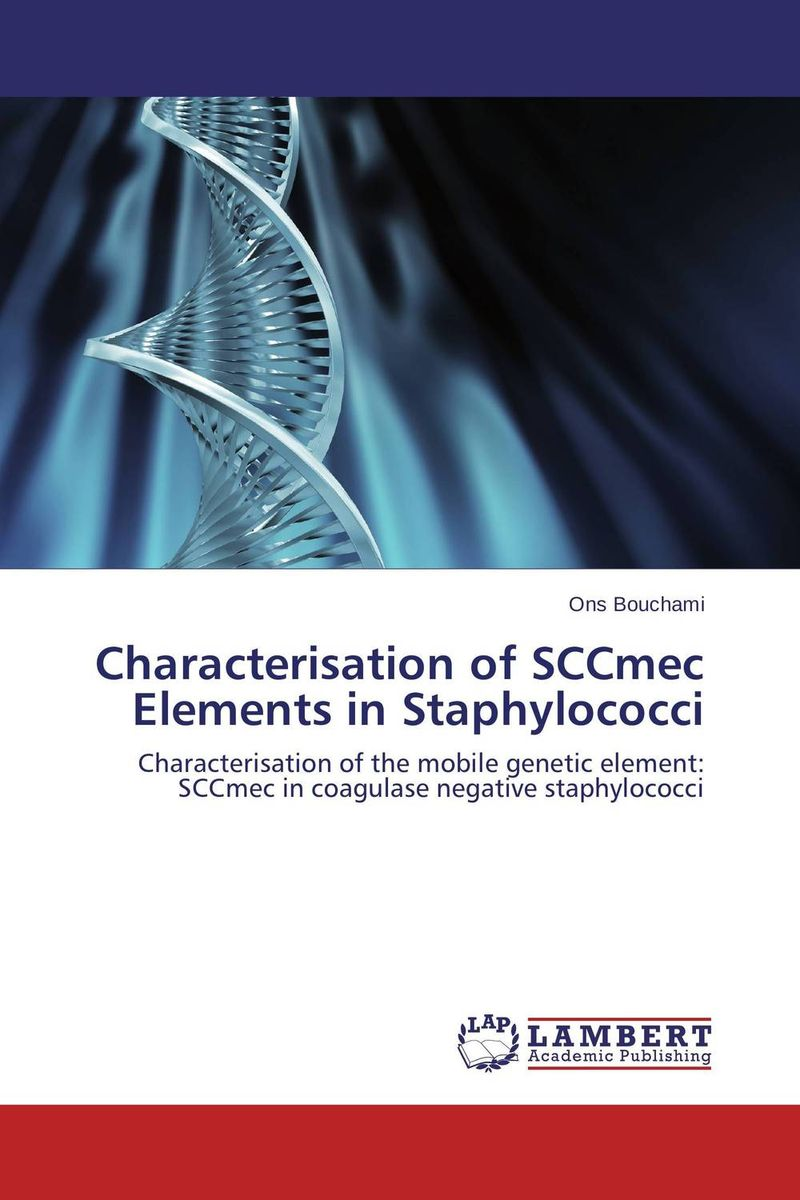 Characterisation of SCCmec Elements in Staphylococci detection and molecular characterisation of vibrios