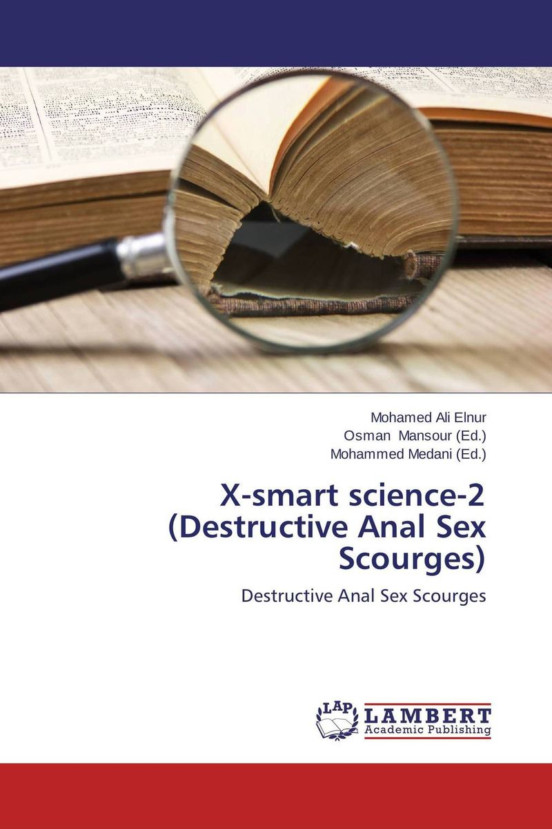 Zakazat.ru: X-smart science-2 (Destructive Anal Sex Scourges)