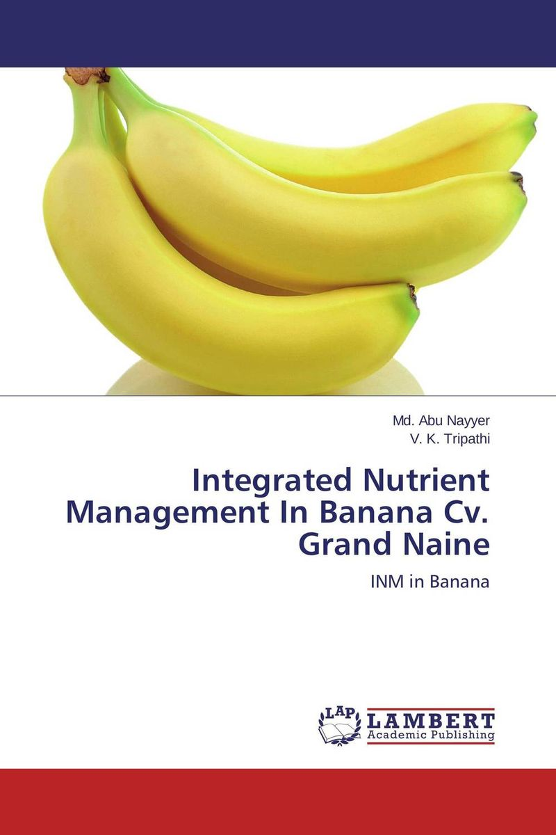 Integrated Nutrient Management In Banana Cv. Grand Naine md ali reza faruk use of chemicals in aquatic animal health management
