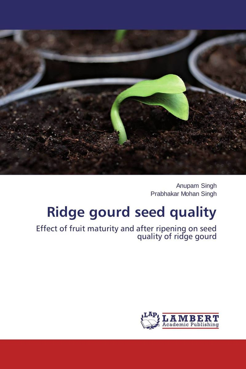 Ridge gourd seed quality effect of different priming methods on seed quality of china aster