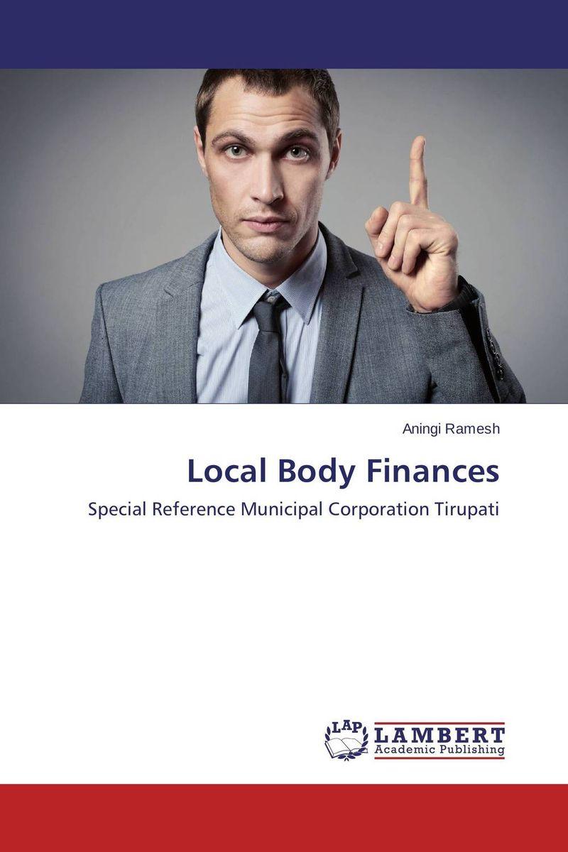 Local Body Finances democracy in america nce
