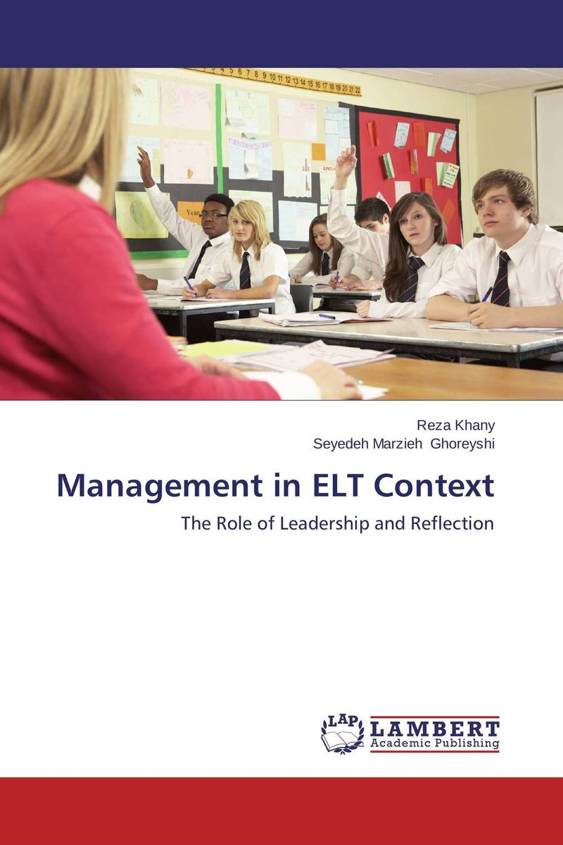 Management in ELT Context платье ax paris р 12 gb 48 ru