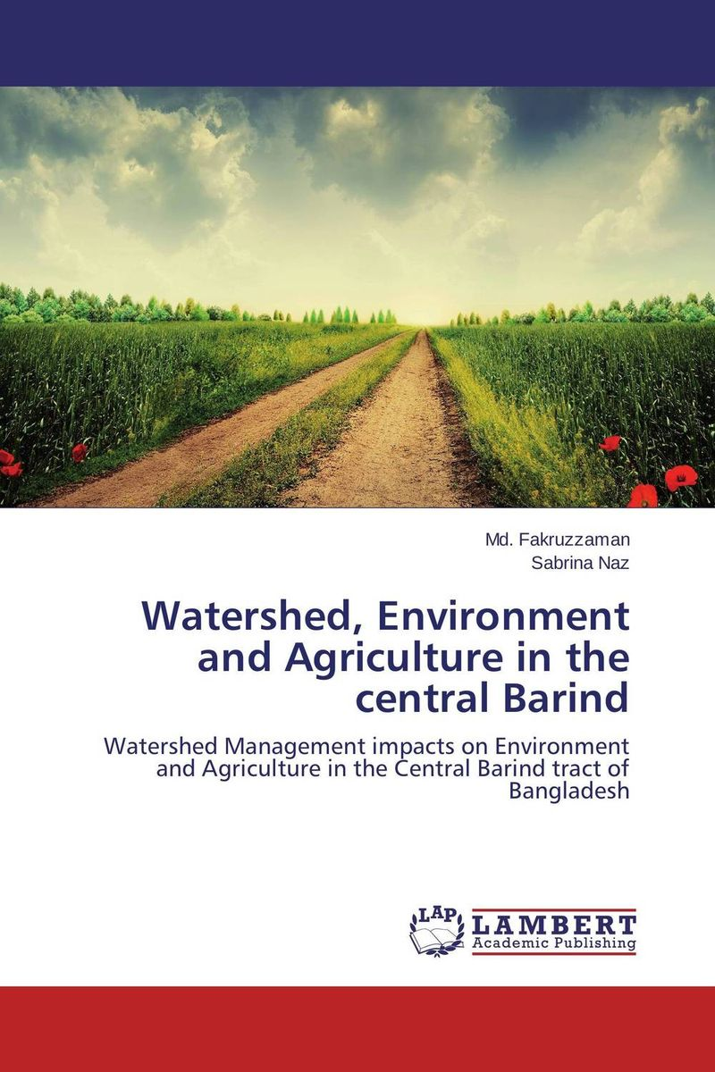 купить Watershed, Environment and Agriculture in the central Barind недорого