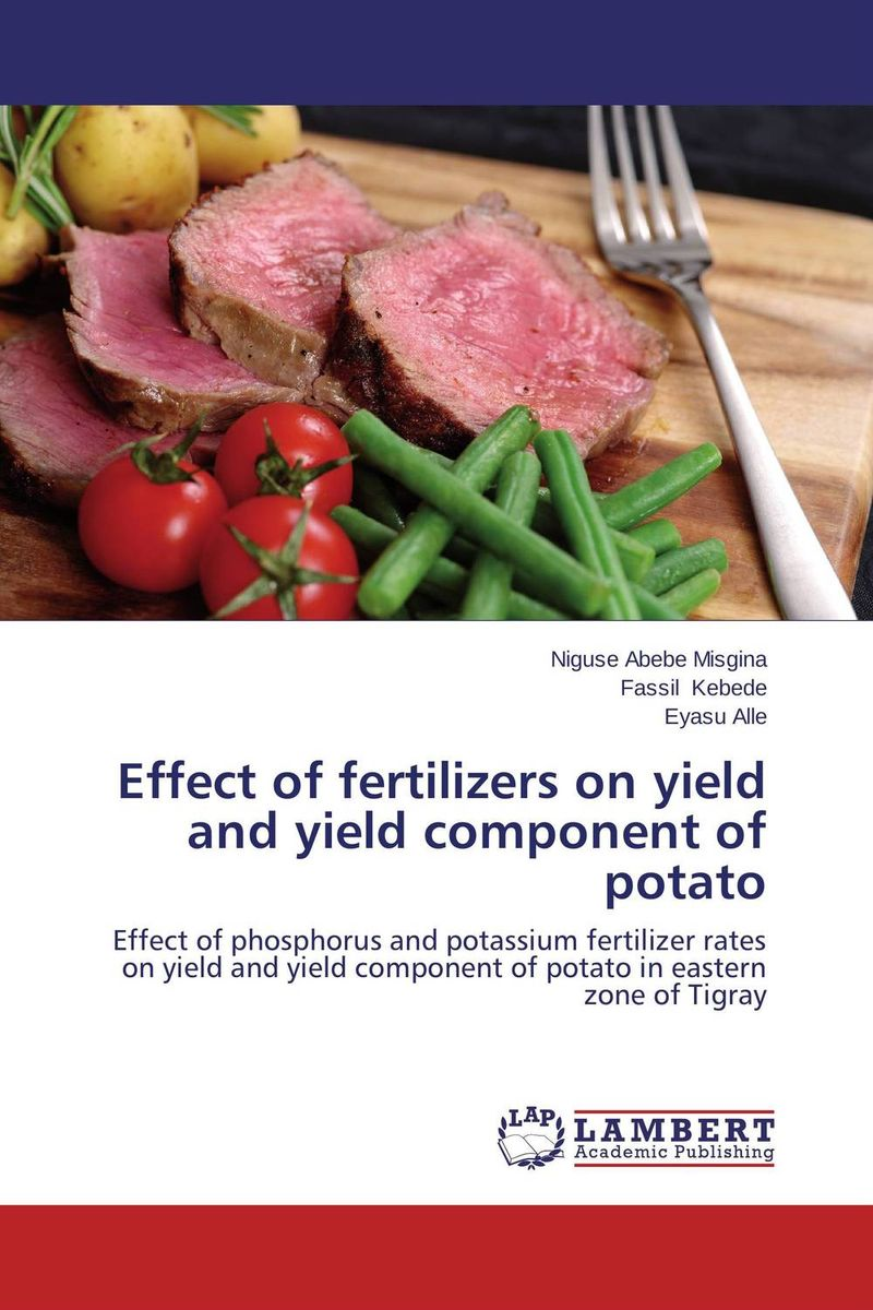 Effect of fertilizers on yield and yield component of potato evaluation of various methods of fertilizer application in potato