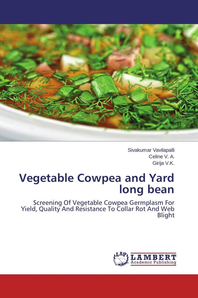 Vegetable Cowpea and Yard long bean