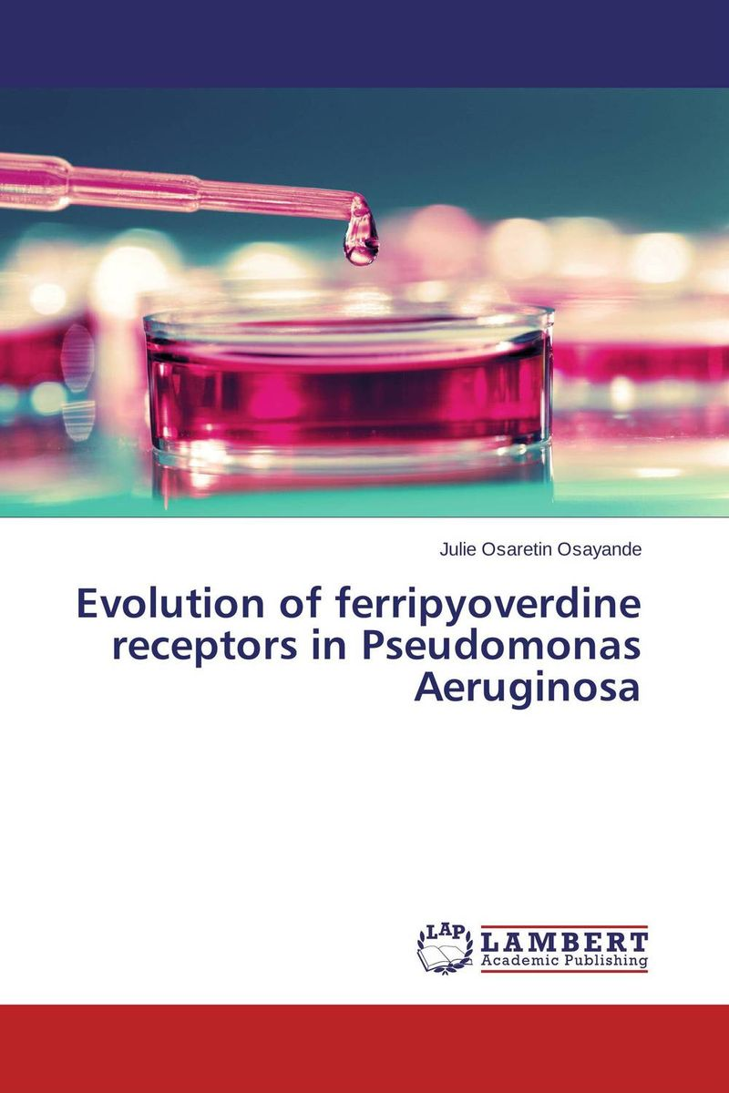 Evolution of ferripyoverdine receptors in Pseudomonas Aeruginosa atsuko asano no 6 volume 5