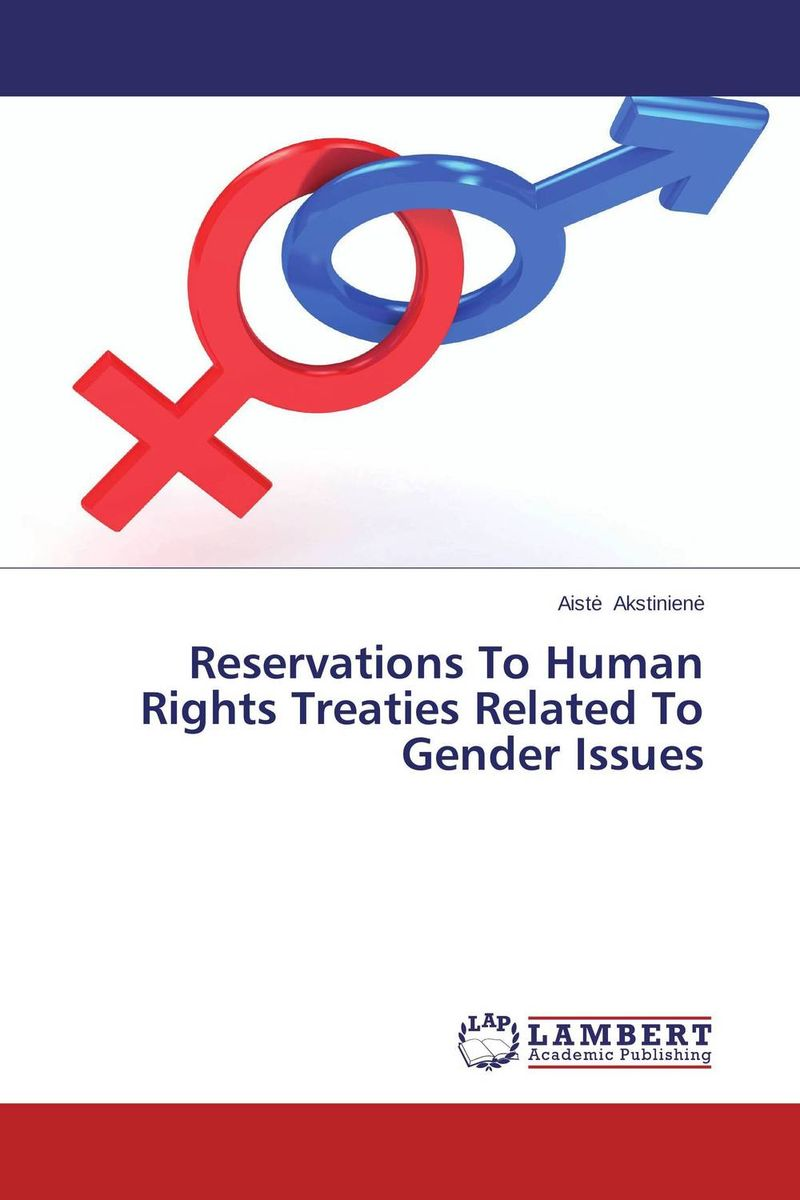 Reservations To Human Rights Treaties Related To Gender Issues murder with reservations