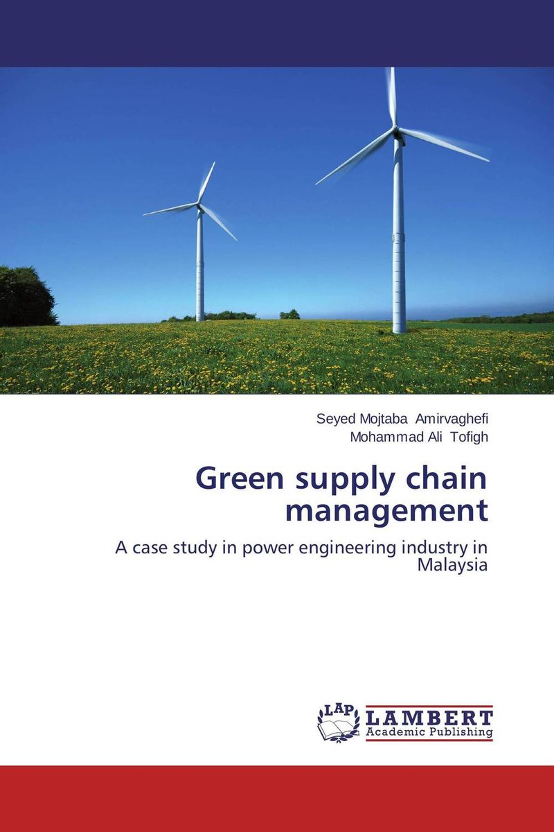 Green supply chain management the organizational role of the supply chain manager