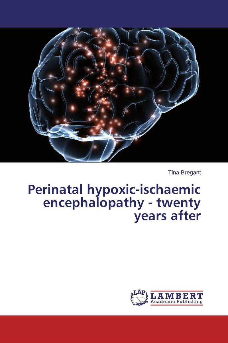 купить Perinatal hypoxic-ischaemic encephalopathy - twenty years after по цене 2637 рублей