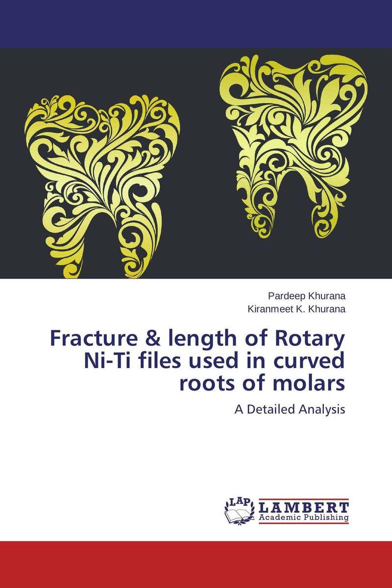 Fracture & length of Rotary Ni-Ti files used in curved roots of molars
