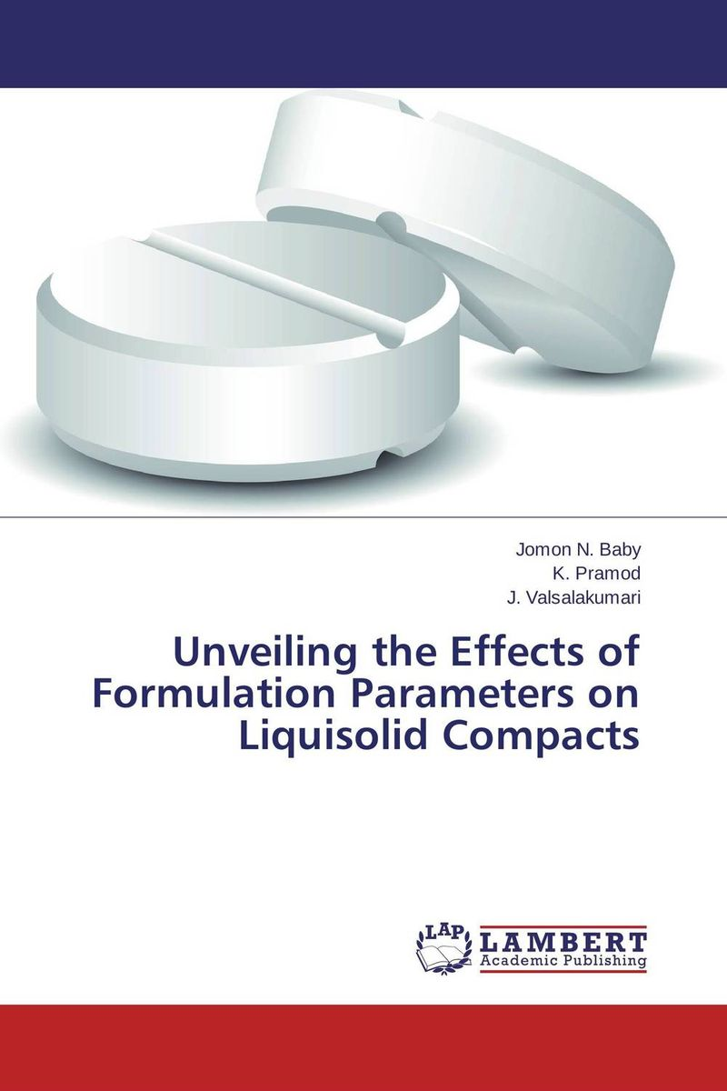 Unveiling the Effects of Formulation Parameters on Liquisolid Compacts a novel separation technique using hydrotropes
