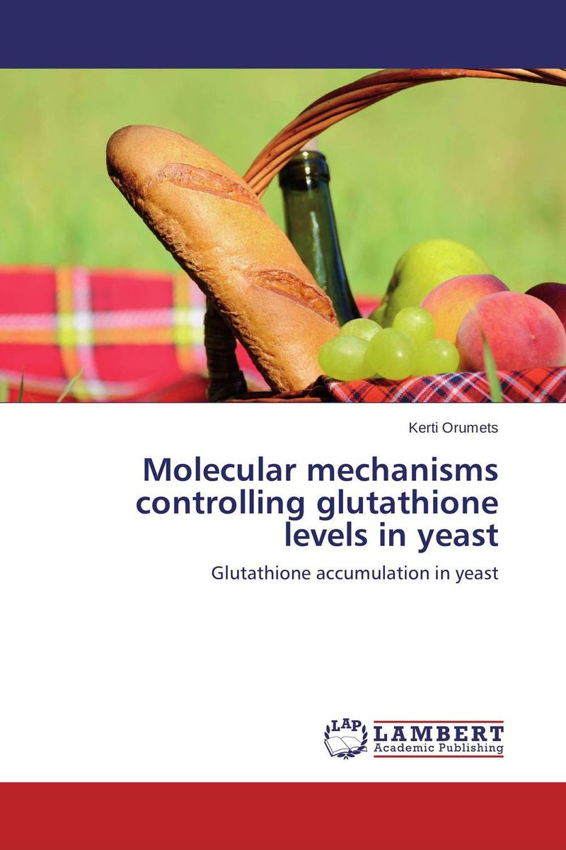 Molecular mechanisms controlling glutathione levels in yeast bebi каша гречневая безмолочная с 4 мес 200 гр