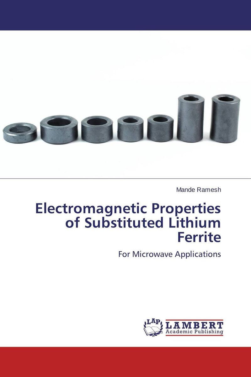 Electromagnetic Properties of Substituted Lithium Ferrite study of sn doped ni zn ferrites