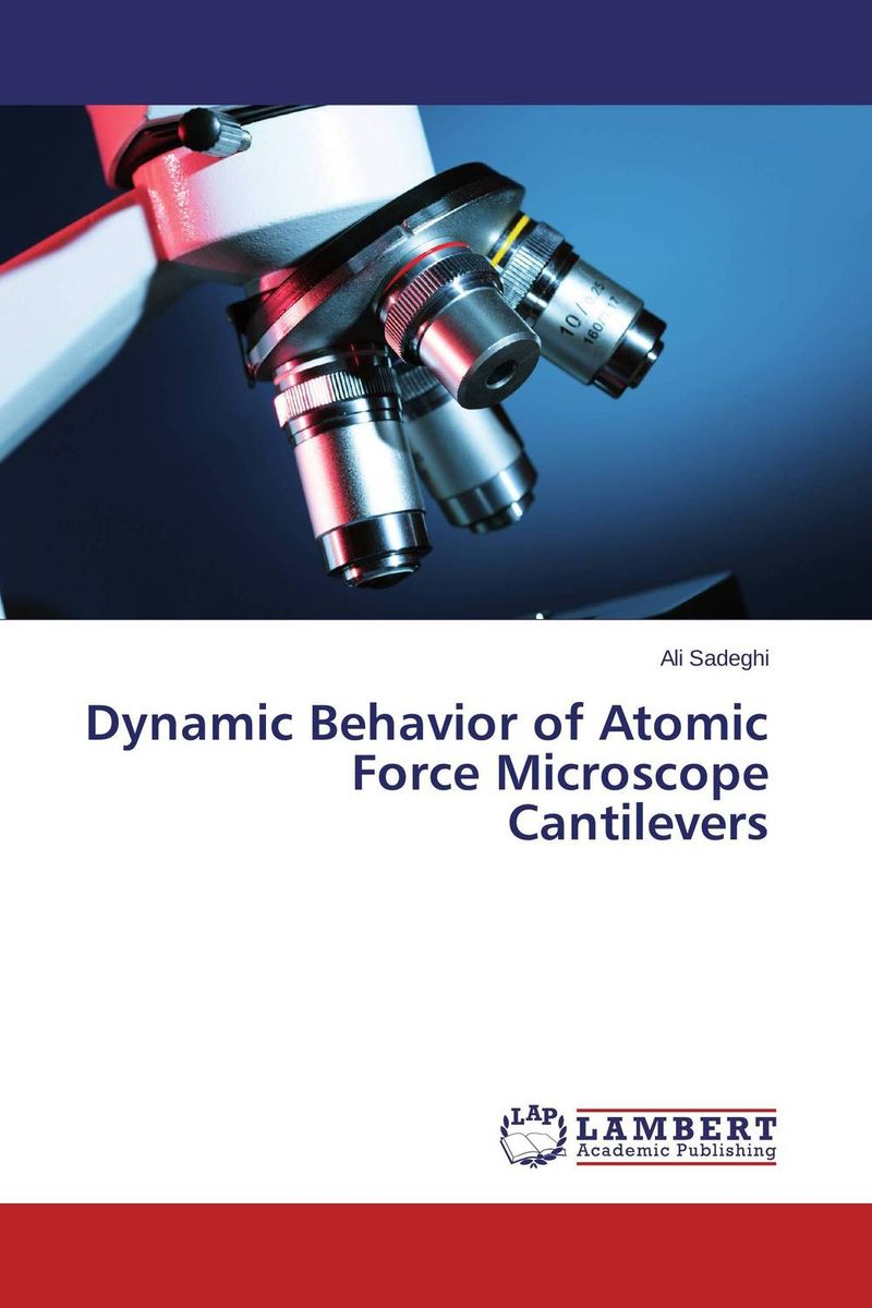 Dynamic Behavior of Atomic Force Microscope Cantilevers non linear absorption kinetics of drugs