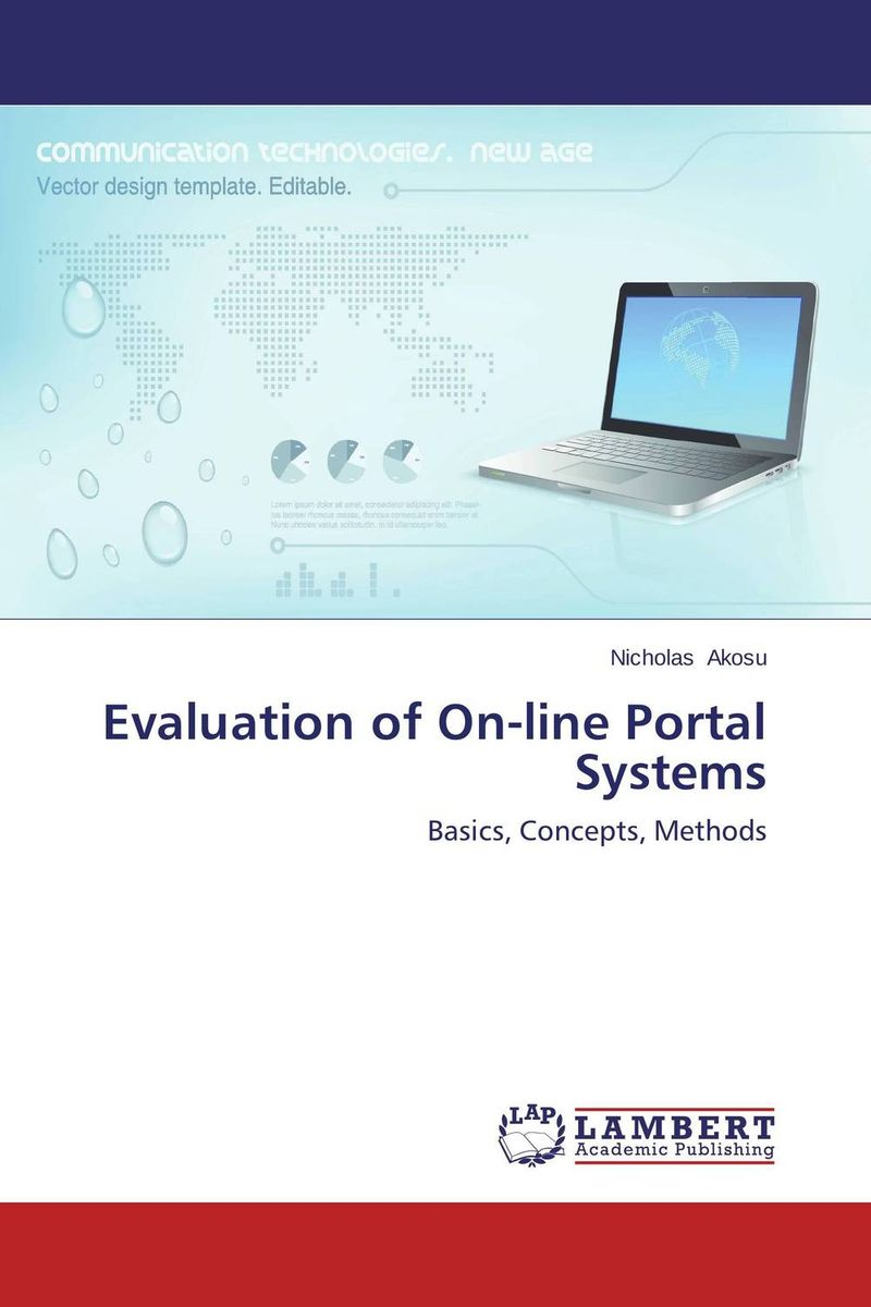 Evaluation of On-line Portal Systems the role of evaluation as a mechanism for advancing principal practice