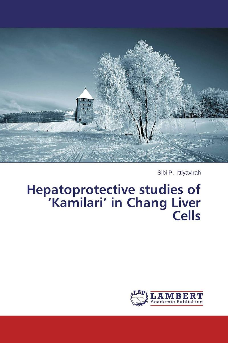 Hepatoprotective studies of 'Kamilari' in Chang Liver Cells 2 bottles dodder seed pe nourish liver and kidney treatment of jaundice enhancement for men a longevity herb free shipping