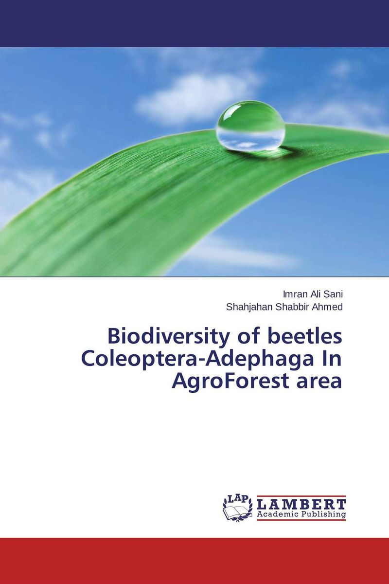 Biodiversity of beetles Coleoptera-Adephaga In AgroForest area