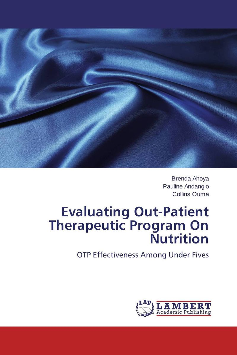 Evaluating Out-Patient Therapeutic Program On Nutrition dilbag singh gill evaluating overheads of integrated multilevel checkpointing algorithms