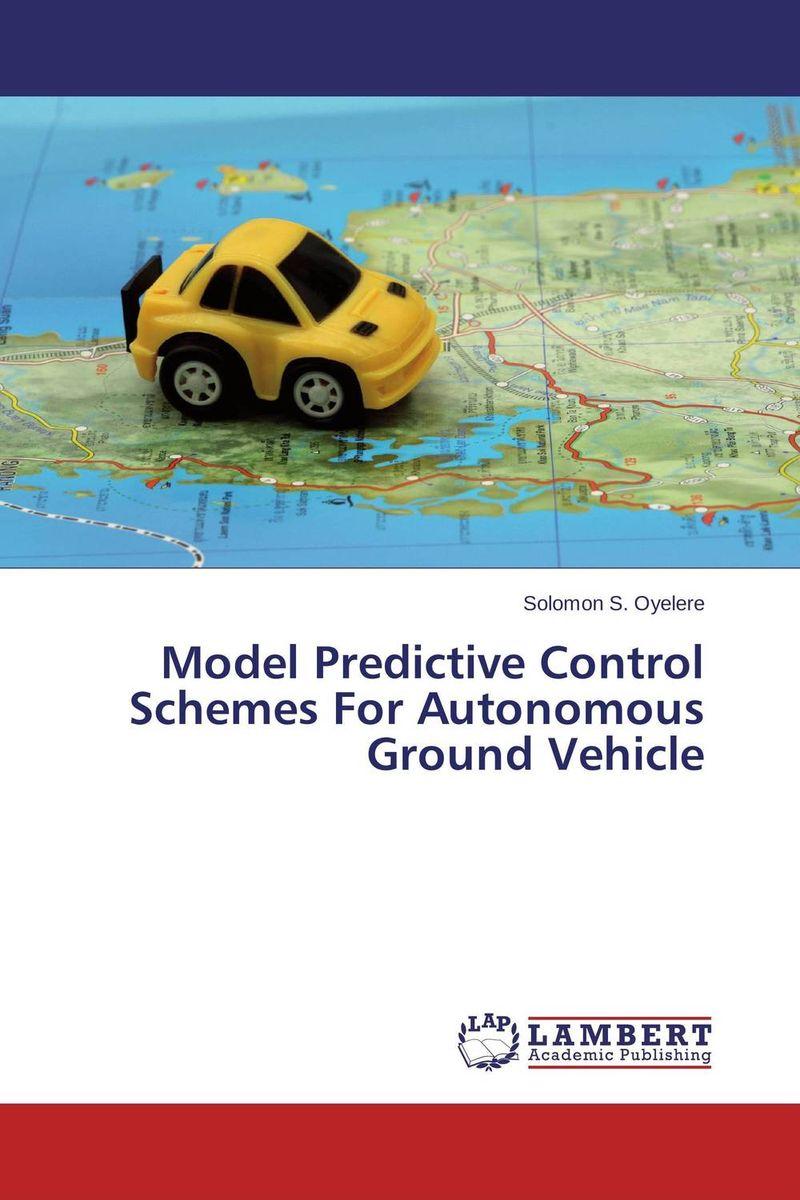 Model Predictive Control Schemes For Autonomous Ground Vehicle adaptive navigation and motion planning for autonomous mobile robots