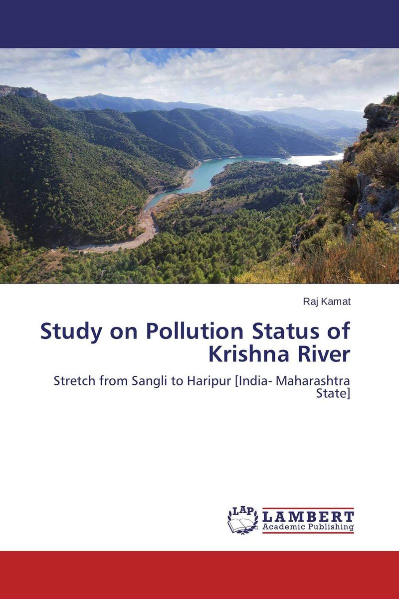 Zakazat.ru: Study on Pollution Status of Krishna River