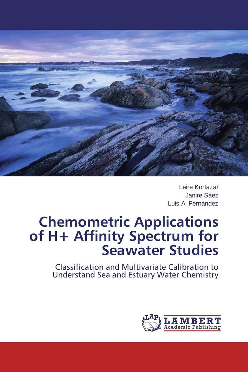 Chemometric Applications of H+ Affinity Spectrum for Seawater Studies steven bragg m cost reduction analysis tools and strategies