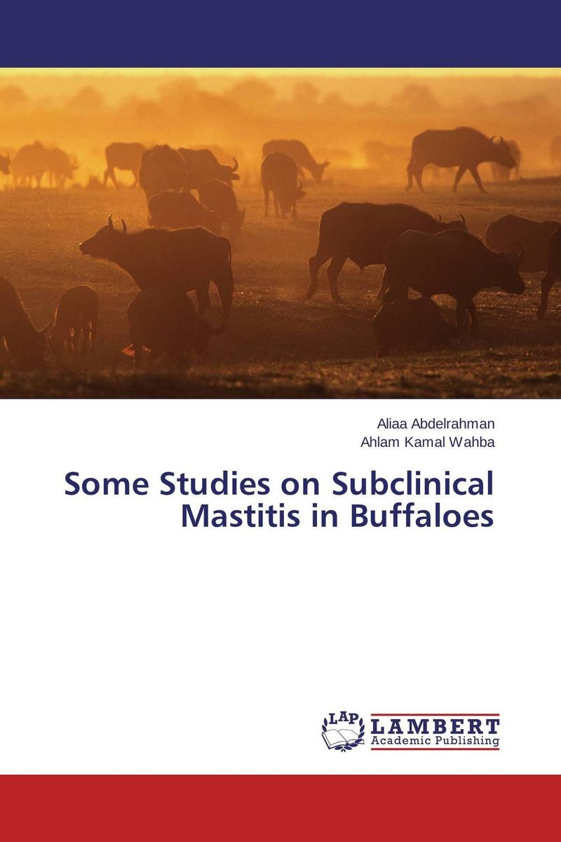 Some Studies on Subclinical Mastitis in Buffaloes игрушка bebelot мыльные пузыри 115ml beb0401 003