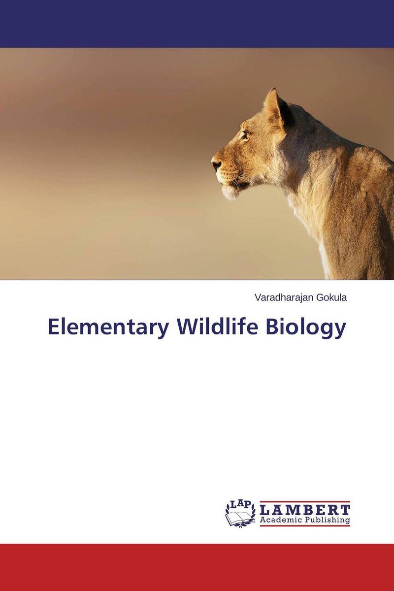 Elementary Wildlife Biology майка классическая printio sadhus of india