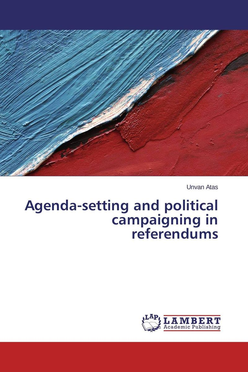 Agenda-setting and political campaigning in referendums a study of the religio political thought of abdurrahman wahid